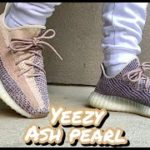 YEEZY 350 ASH PEARL ON FEET/REVIEW