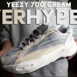 YEEZY 700 V2 CREAM Review, Unboxing & On-Feet – OVERHYPED?!