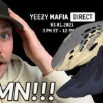 YM DIRECT RECAP!! New Yeezy Foam RNNR MXT Moon Grey + Dark Slate 450!