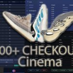 Yeezy 350 Pearl/700 v3 Kyanite/Foam Rnnr Sand & Moon Cinema (800+ Checkouts)