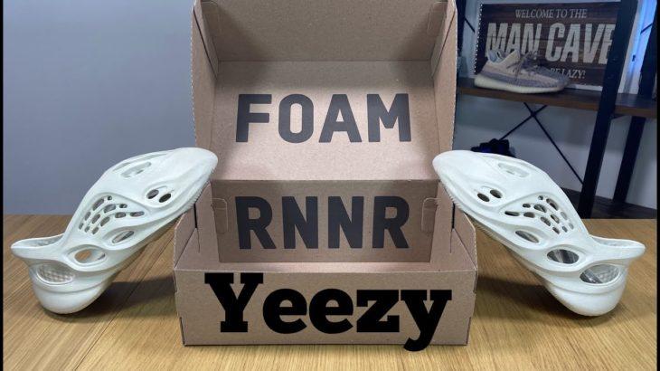 Yeezy FOAM RNNR Sand Review& On foot