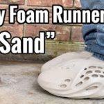 """adidas Yeezy Foam Runner """"Sand"""" Review & On Feet"""