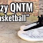 adidas Yeezy QNTM Basketball Review & On Foot