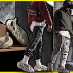 "Adidas YEEZY FOAM RUNNER ""MXT MOON GRAY"" HOW TO STYLE ON FEET"