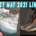 Adidas YEEZY MAY 2021 RELEASE LINE UP: YEEZY 500 ENFLAME AND YEEZY 380 ALIEN BLUE