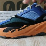 """Bright Blue Yeezy 700! Yeezy Boost 700 """"Bright Blue"""" First Show"""
