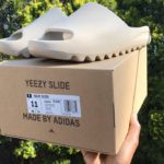 """EARLY REVIEW!   ADIDAS X YEEZY SLIDE """"PURE""""  GZ5554"""