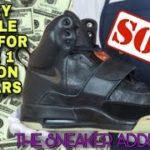 Kanye West NIKE Yeezy Sample Sells for 1.8 MILLION DOLLARS & HUGE  SB DUNK  SNKRS RESTOCK!