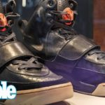 Kanye West Sold His Nike Air Yeezy 1 Prototypes For A Record-Breaking $1.8 Million   PEOPLE