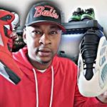 MY TOP WEEKLY SNEAKER COPS 2021… (raging bulls, yeezy 700 v2, nike dunks (dolce and nesha)