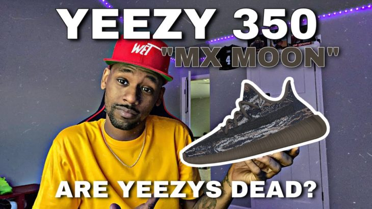 "New YEEZY Boost 350 v2 ""MX ROCK"" coming SEPTEMBER 2021 