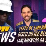 RAP TV NEWS #5   JOVEM OG, RIP DMX E YEEZY DA NIKE DE 1 MILHÃO