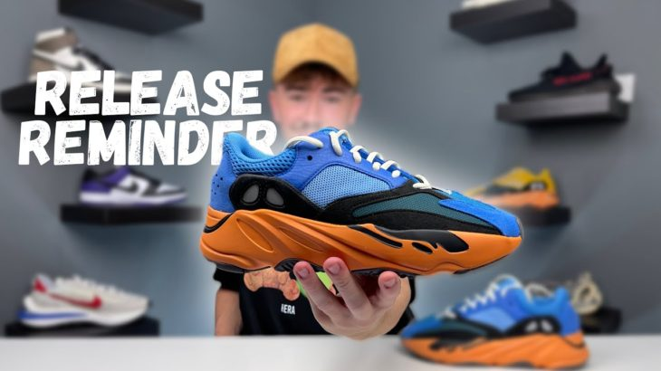 SUPER LIMITED!? How To Cop The Yeezy 700 Bright Blue