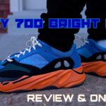 (THESE WILL DO SUN 700 NUMBERS 📈) YEEZY 700 BRIGHT BLUE REVIEW & ON FOOT!