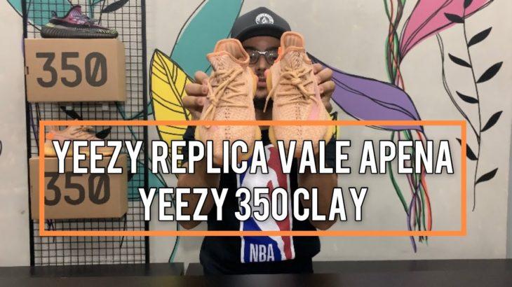 Tênis Adidas YEEZY 350 Clay – RÉPLICA será que vale a pena Confira #1