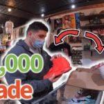 Tough Negotiation On $10,000 Nike Yeezys *Cam's Kicks X Back Of The Closet Pop Up Shop Day 2 Part 2*