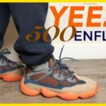 Watch Before You Buy YEEZY 500 Enflame Review + On Foot