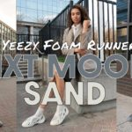 YEEZY FOAM RUNNER MXT MOON and SAND ON FOOT Review, Styling Haul: ARE THEY WORTH THE HYPE?