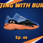 Yeezy 700 Bright Blue Live Cop   Botting with Burger Ep. 46