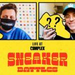 Yeezy Busta vs Jacob Starr In A Sneaker Battle! | #LIFEATCOMPLEX