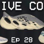 Yeezy Foam RNNR, 700 Kyanite, Ash Pearl – Live Cop Ep 28
