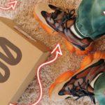 Adidas Yeezy 500 ENFLAME / Unbox & ON FEET / EP.148