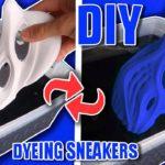 DIY | Dyeing Yeezy Foam Runners + More Sneakers 🔥