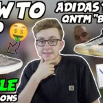 """HOW TO BUY Adidas Yeezy QNTM """"Barium"""" For Retail!   TOO MUCH STOCK?   RESALE PREDICTIONS!"""