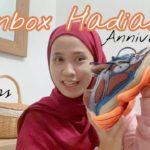 Hadiah Anniversary Untuk Husband     Unbox YEEZY 500 Limited Edition