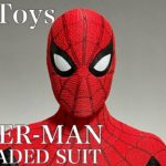 Hot Toys ムービー・マスターピース 1/6  スパイダーマン アップグレード・スーツ 開封