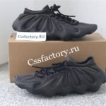 PK God Adidas yeezy 450 Dark slate utility black With real materials From Cssfactory.ru