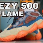 UNBOXING EP.17 YEEZY 500 ENFLAME Frist look 🔥🔥 Review & On Feet