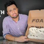 Unboxing Adidas YEEZY FOAM RUNNER