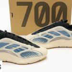 """Unboxing the YEEZY 700 V3 """"Kyanite""""! #Shorts"""