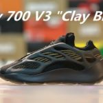 YEEZY 700 V3 CLAY BROWN Unboxing + Review