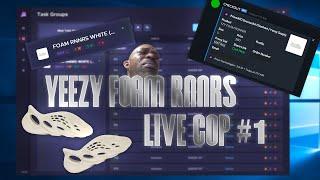 YEEZY FOAM RNNRS Live Cop #1 PrismAIO