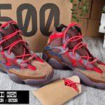Yeezy 500 High Sumac – On Feet and Check –  Nice 85% 😁