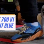Yeezy 700 V1 Bright Blue… Is Just A Little Bit Better Than The Waverunner TO ME.