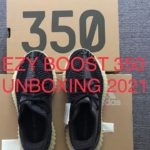 Yeezy Boost 350 V2 Unboxing 2021