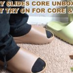 Yeezy Slide Core – Unboxing & (ON FEET TRY ON CORE & RESIN) 4K! – What Is The Best Yeezy Slide Color