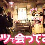 【ディズニー】スーツでミニーちゃんに会いに行ってみた【トレミニ】