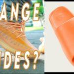 Adidas YEEZY SLIDES ENFLAME ORANGE RELEASE INFO