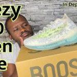 Adidas Yeezy Boost 380 Alien Blue SNEAKER REVIEW