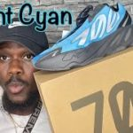 Adidas Yeezy Boost 700 MNVN Bright Cyan SNEAKER REVIEW