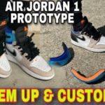 Cutting Air Jordan 1 Prototype High into a Low,adidas Yeezy Boost 380 Stone Salt,BANG MIXX REVIEW