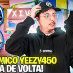 NOVO YEEZY 450 e JORDAN 2 OFF WHITE Estão a caminho Rumores e Lançamentos da Semana – Tiago Borges
