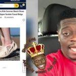 Shuler King – Walmart Got The Yeezy's