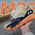 THESE ARE HOT! Yeezy 700 Enflame Amber Review