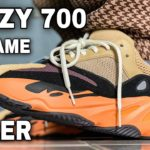 UNBOXING EP.24 YEEZY 700 ENFLAME AMBER Review+On Feet