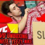 Unboxing con Nuove YEEZY, Nike Dunk SB, CP Company, Aries e molto altro!